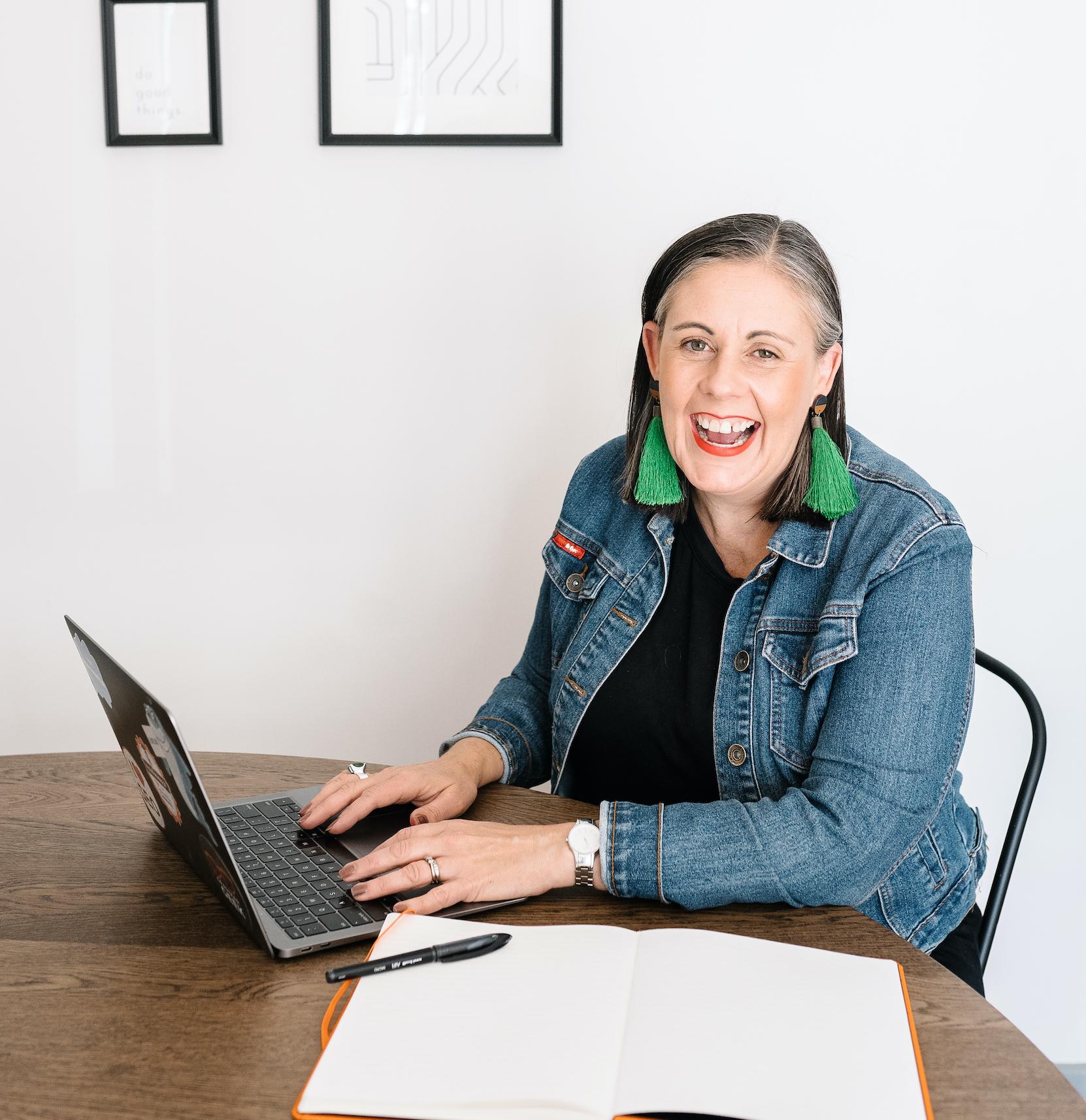 Angela Pickett Barossa Copywriter